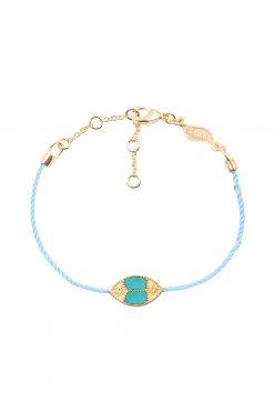 Mina bracelet turquoise wish paris jewellery