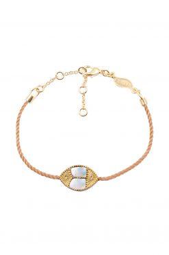 Mina bracelet mother of pearl wish paris jewellery