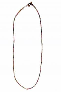 bahamas sautoir bead necklace tourmaline wish paris jewellery
