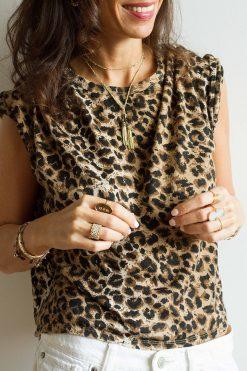 necklace gold grey ruthenium mls 359 lurex gold wish paris jewellery