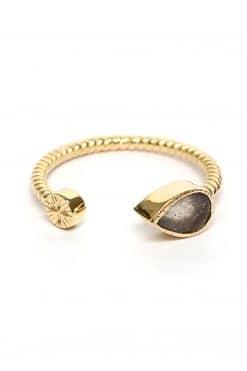 bali adjustable ring labradorite wish paris jewellery