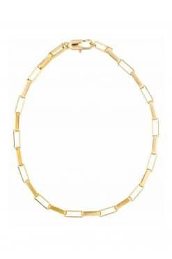 240 necklace chocker julie solid gold wish paris jewellery 1