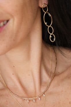 289 koyah pendant earrings turquoise wish paris jewellery 3