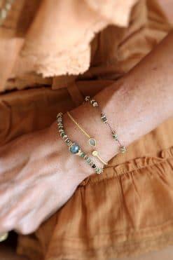 adhiya bead bracelet ruby zoisite tourmaline tityaravy wish paris jewellery
